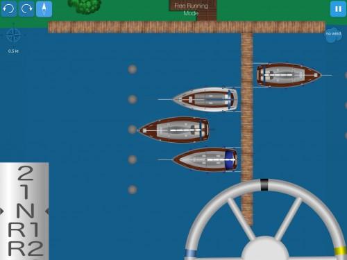 Sailing yacht anchoring